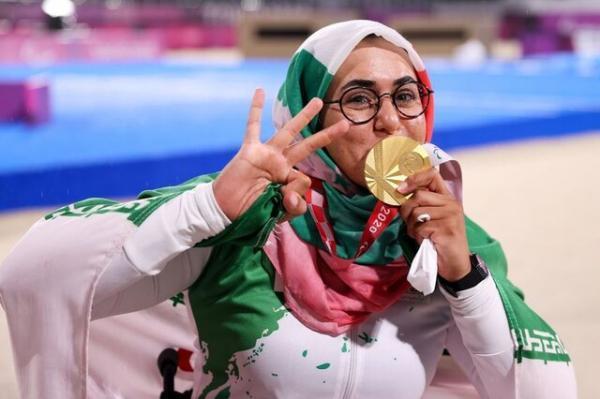 نتایج ورزشکاران ایران در نهمین روز پارالمپیک، هت تریک نعمتی و دو نقره دوومیدانی