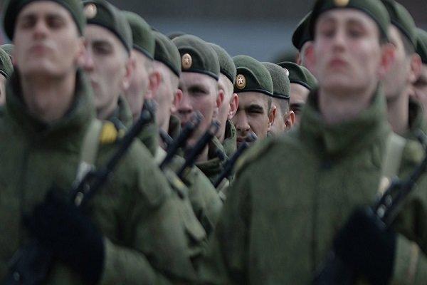 حضور جنگنده های آمریکا و انگلیس در محل برگزاری رزمایش روسیه