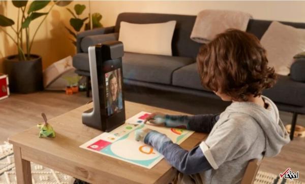صفحه نمایش هوشمند آمازون ویژه بچه ها